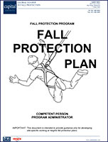 Fall Protection Plan Rescue Plan Fall Protection